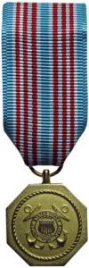 coast guard mini medal