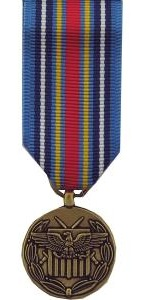 Global War on Terrorism Expeditionary Miniature Military Medal