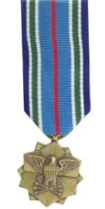 Joint Service Achievement Miniature Military Medal