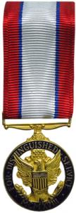 army distinguished service military medal