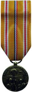asiatic pacific military medal