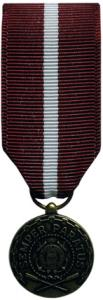 coast guard good conduct miltiary medal