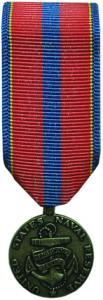 naval reserve meritorious service military medal