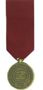 Navy Good Conduct Miniature Military Medal
