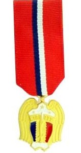 Philippine Liberation Miniature Military Medal