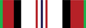 Afghanistan Campaign Military Ribbon