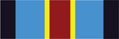 Army Overseas Service  Military Ribbon