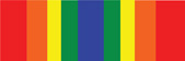 Army Service  Military Ribbon