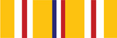 Asiatic Pacific Campaign Military Ribbon