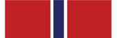 Bronze Star Military Ribbon