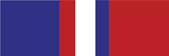 Kosovo Campaign Military Ribbon