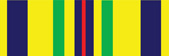 Navy Recruiting Service  Military Ribbon
