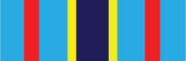 Naval Reserval Sea Service  Military Ribbon