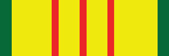Vietnam Service  Military Ribbon