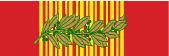 Vietnam Gallantry Cross  Military Ribbon