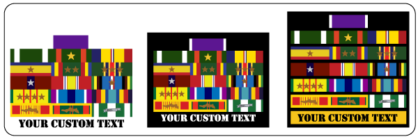military stickers