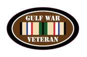 gulf war veteran military sticker decals
