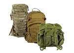 military backpacks and bags