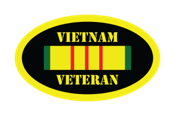 vietnam veteran military sticker decals