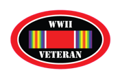 world war 2 veteran military sticker decals